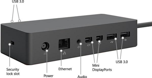 Surface Pro 4 Dock